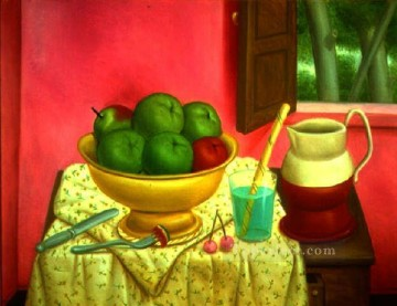 Still life Painting - sl082E classical still life